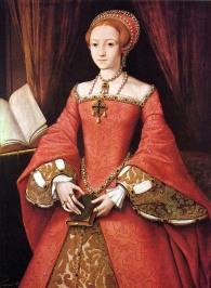 ملكة بريطانبا إليزابيث الأولى (1533-1603)